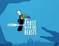 Feast with the Beasts banners
