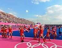 London 2012 Riverbank Arena