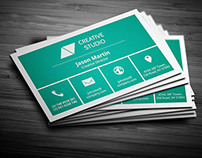 Metro Business Card