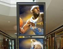 2012-13 Denver Nuggets Promotional Signage