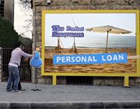 Bank Audi - Personal loan radio