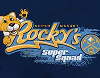Rocky, The Denver Nuggets Mascot