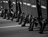 SAO PAULO'S DEMONSTRATIONS