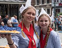 Fotografie Evenement Kaasmarkt Hoorn 2016