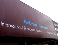 London 2012 International Press and Broadcast Centres