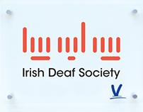 Identity & Campaign for the Irish Deaf Society