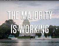 Majority is Working Video Series