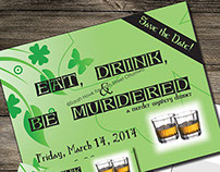 Eat, Drink & Be Murdered