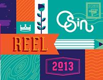Oliver Sin Reel 2013
