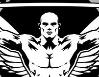 Icarus Illustration/Logo