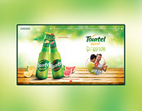 Tourtel Twist launch website