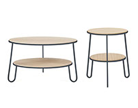 EUGENIE & ANATOLE tables