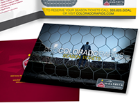 2013 Colorado Rapids Full Season Brochure