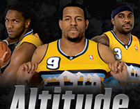 Altitude Sports Network advertising
