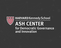 Harvard Ash Center