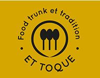 Logotype - Et Toque