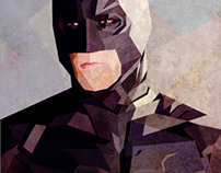The Dark Knight / Cubismo