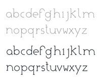 Stab Typeface