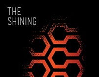 Minimal Movie Poster - The Shining.