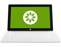 Quietzone: Windows desktop application