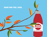YCN Brief - Feel Good Drinks Company Flip Book
