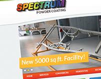 Spectrum Powder Coating