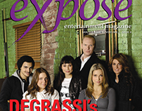 Exposé Entertainment Magazine