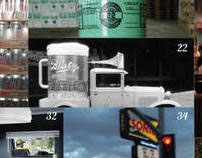 Thesis Design / Cuauhtemoc Moctezuma - Heineken