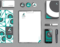 Branding to a accounting and consultancy company