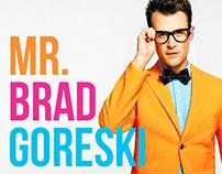 Brad Goreski Website & Branding