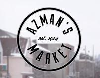 Azman's Market, Cleveland Ohio