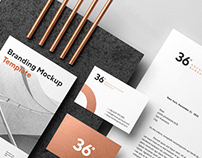 Copperstone Branding Mockup Kit