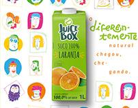 Juice Box • Lançamento