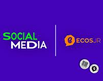 SOCIAL MEDIA   ECOSJR