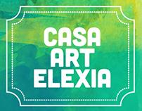 Casa Artelexia Website & Blog