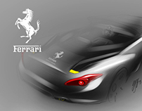 Ferrari car design