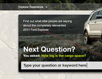 Explorer Live Campaign