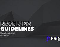 Prime Ingenieros Branding Manual Corp.