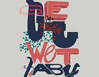 Get wet baby :: Poster