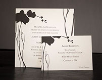 Bosch Wedding Invite