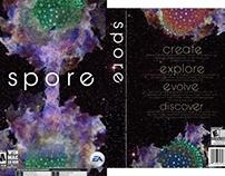 """Spore"" Packaging Re-design"