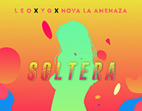 "LYRIC VIDEO ""SOLTERA"" LEO ft. YG – NOVA LA AMENAZA"