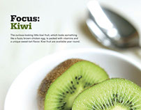 Real Food Magazine - Focus