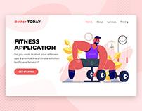 Create & Build Fitness App