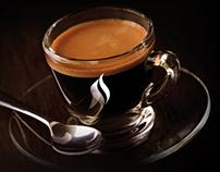 EXPRESSO caffè: branding, packaging, communication