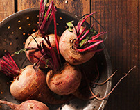 FOOD: Beet Vegetable