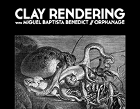 Poster for Clay Rendering