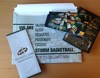 Seattle Storm: 2013 Season Ticket Package