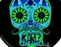 """Karl?"" merchandise"