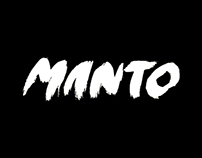 Manto Lettering